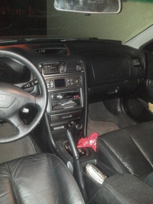 Mitsubishi Galant V6 2.5 (Aut) - Foto #5