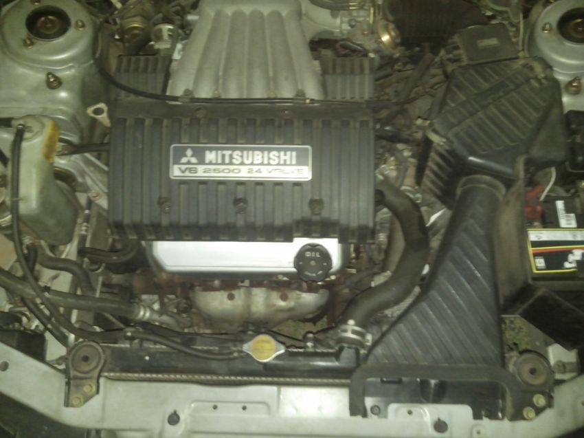 Mitsubishi Galant V6 2.5 (Aut) - Foto #7