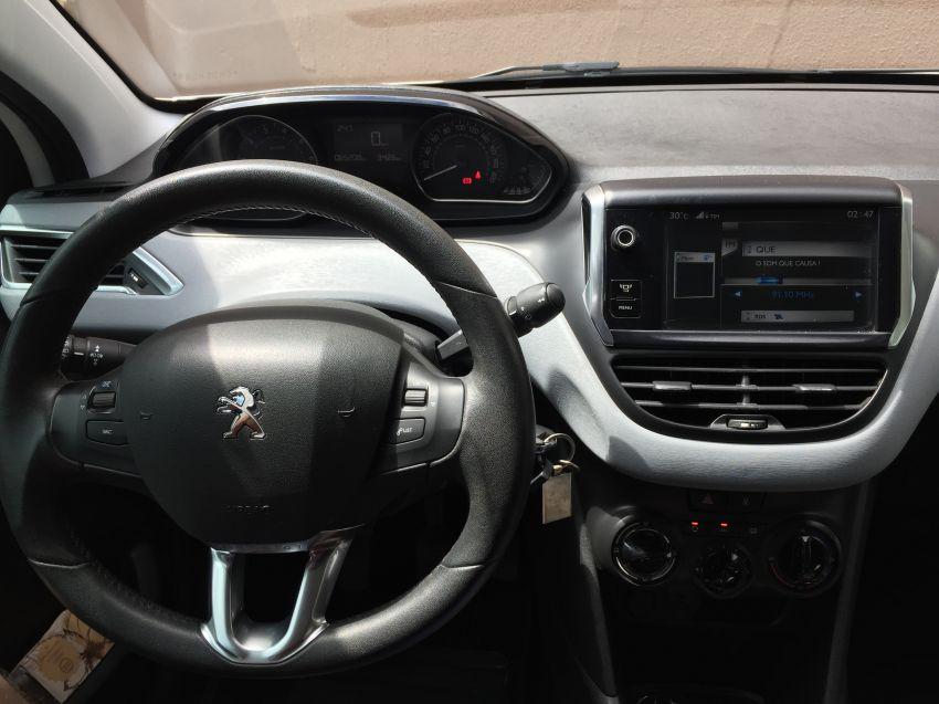 Peugeot 208 1.5 8V Allure (Flex) - Foto #4