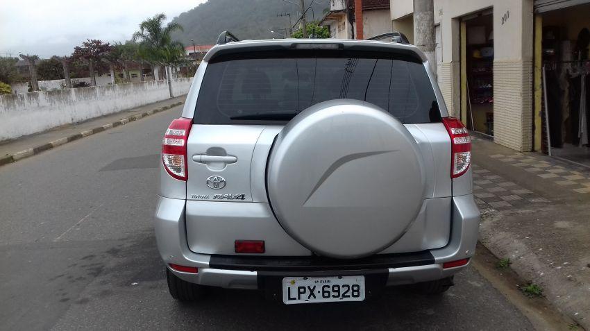 Toyota RAV4 4x2 2.4 16V (aut) - Foto #6