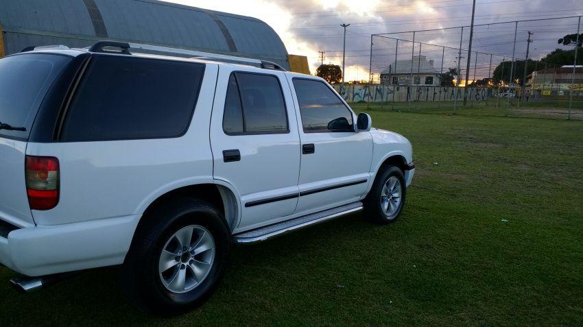 Chevrolet Blazer 4x2 4.3 SFi V6 - Foto #1