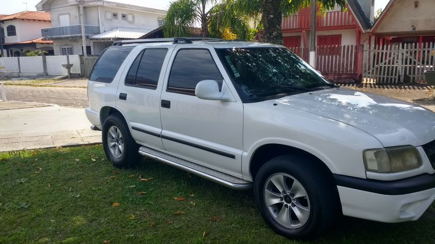 Chevrolet Blazer 4x2 4.3 SFi V6 - Foto #5