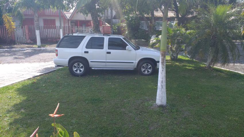 Chevrolet Blazer 4x2 4.3 SFi V6 - Foto #6