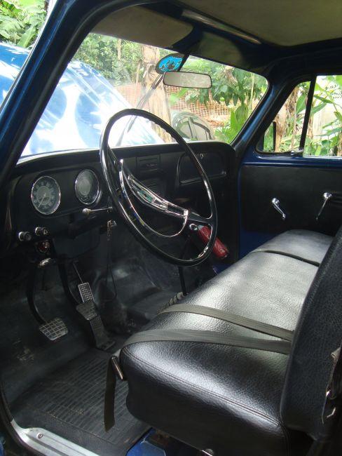 Chevrolet C10 Sulan 2.5 - Foto #5