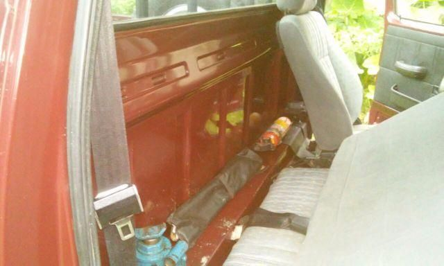 Chevrolet D20 Pick Up Custom Luxe 4.0 (Cab Simples) - Foto #1