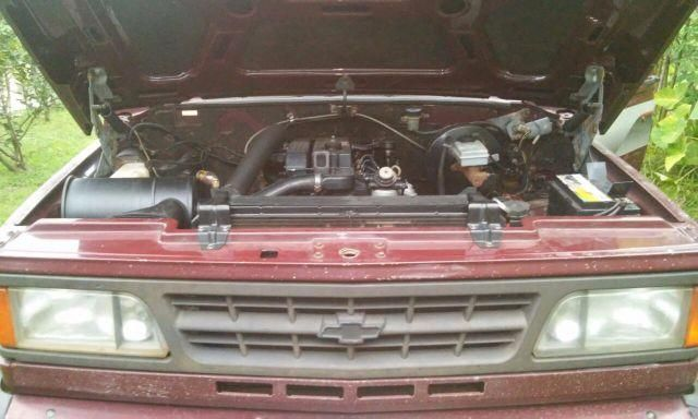 Chevrolet D20 Pick Up Custom Luxe 4.0 (Cab Simples) - Foto #7