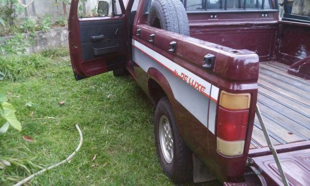 Chevrolet D20 Pick Up Custom Luxe 4.0 (Cab Simples) - Foto #10