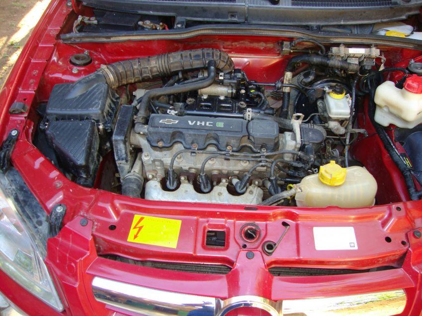 Chevrolet Prisma Joy 1.0 (Flex) - Foto #5