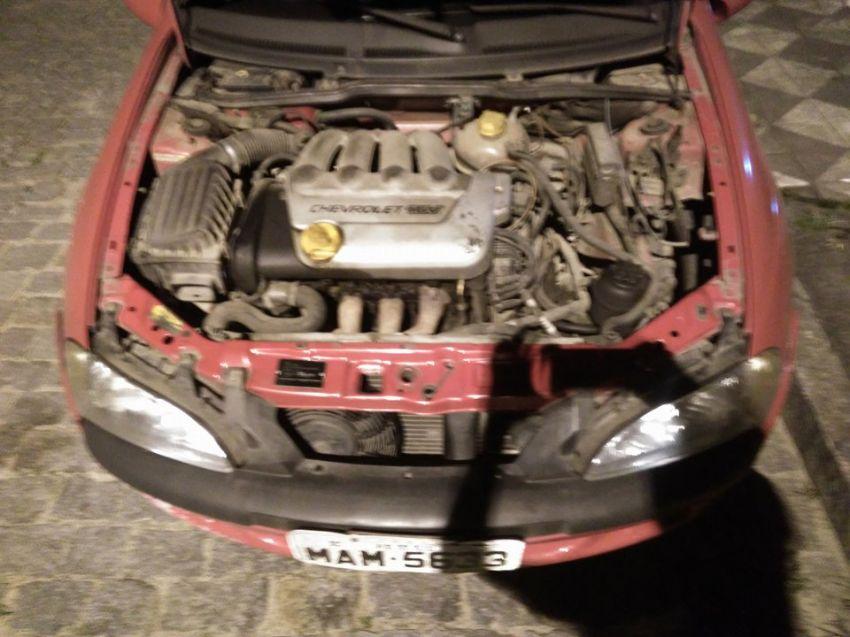 Chevrolet Tigra Coupe 1.6 MPFi 16V - Foto #6
