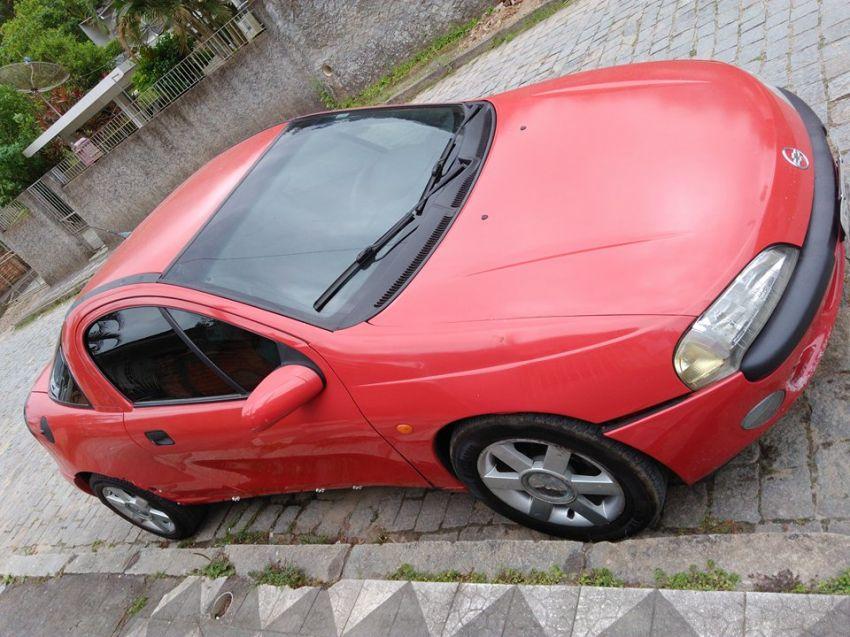 Chevrolet Tigra Coupe 1.6 MPFi 16V - Foto #8