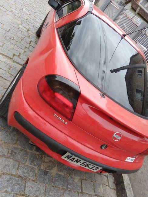 Chevrolet Tigra Coupe 1.6 MPFi 16V - Foto #9