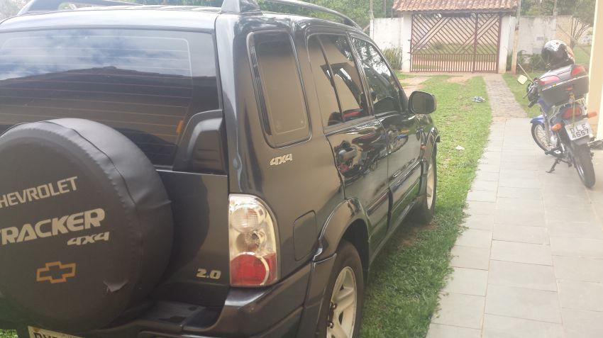 Chevrolet Tracker 4x4 2.0 - Foto #3