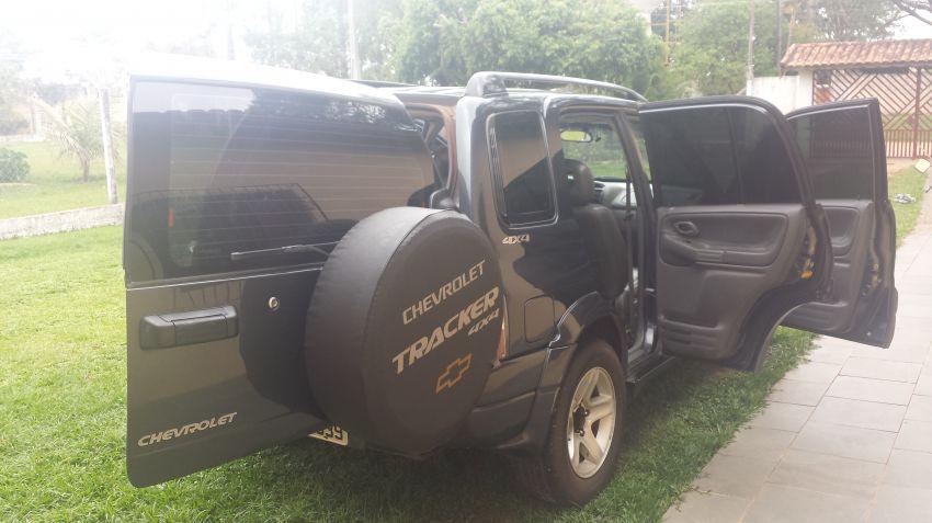 Chevrolet Tracker 4x4 2.0 - Foto #5