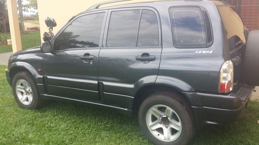 Chevrolet Tracker 4x4 2.0 - Foto #7