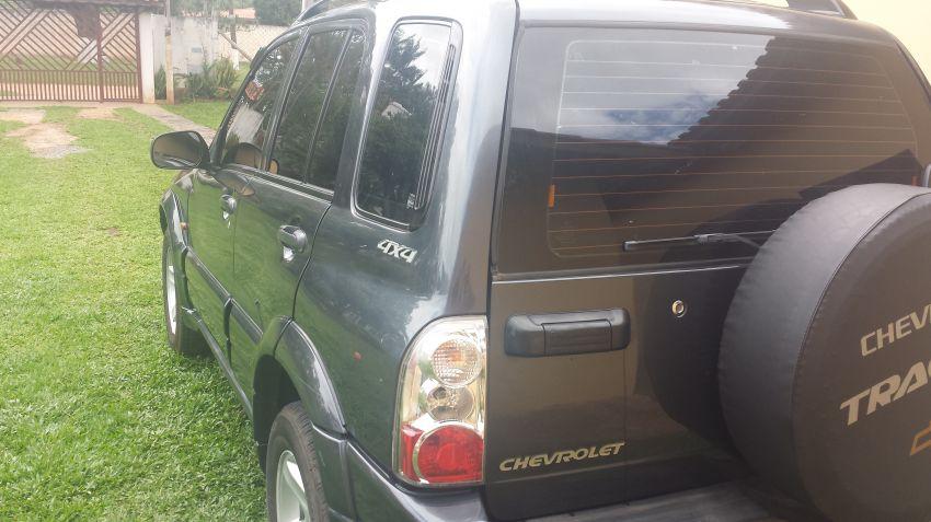 Chevrolet Tracker 4x4 2.0 - Foto #8