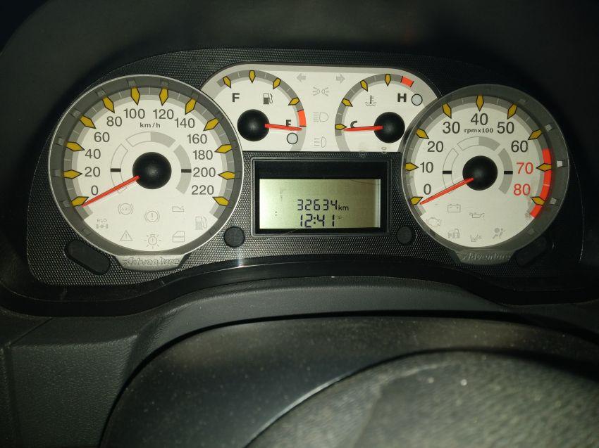 Fiat Strada Adventure Dualogic 1.8 16V (Flex) (Cab Dupla) - Foto #3
