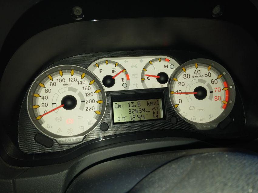 Fiat Strada Adventure Dualogic 1.8 16V (Flex) (Cab Dupla) - Foto #8