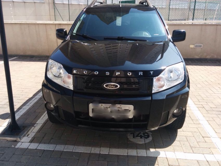 Ford Ecosport XLS 2.0 16V (Flex) (Aut) - Foto #7