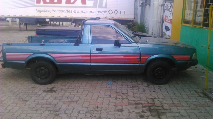 Ford Pampa GL 1.8 (Cab Simples) - Foto #1