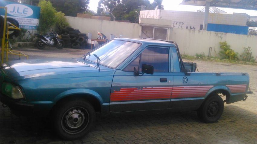 Ford Pampa GL 1.8 (Cab Simples) - Foto #3