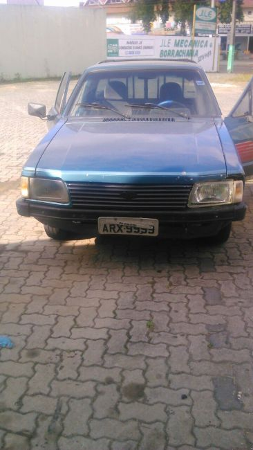Ford Pampa GL 1.8 (Cab Simples) - Foto #5