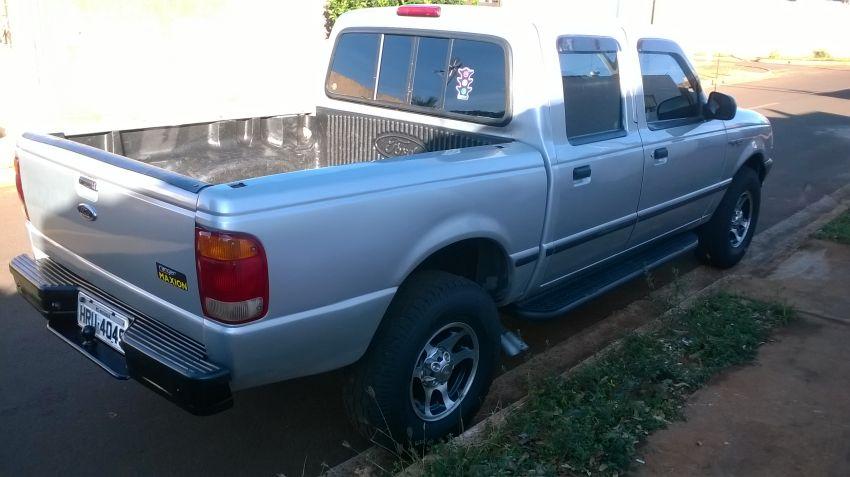 Ford Ranger XL 4x2 2.5 Turbo (Cab Estendida) - Foto #2