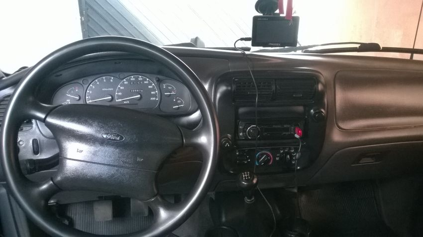 Ford Ranger XL 4x2 2.5 Turbo (Cab Estendida) - Foto #3