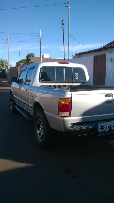Ford Ranger XL 4x2 2.5 Turbo (Cab Estendida) - Foto #4
