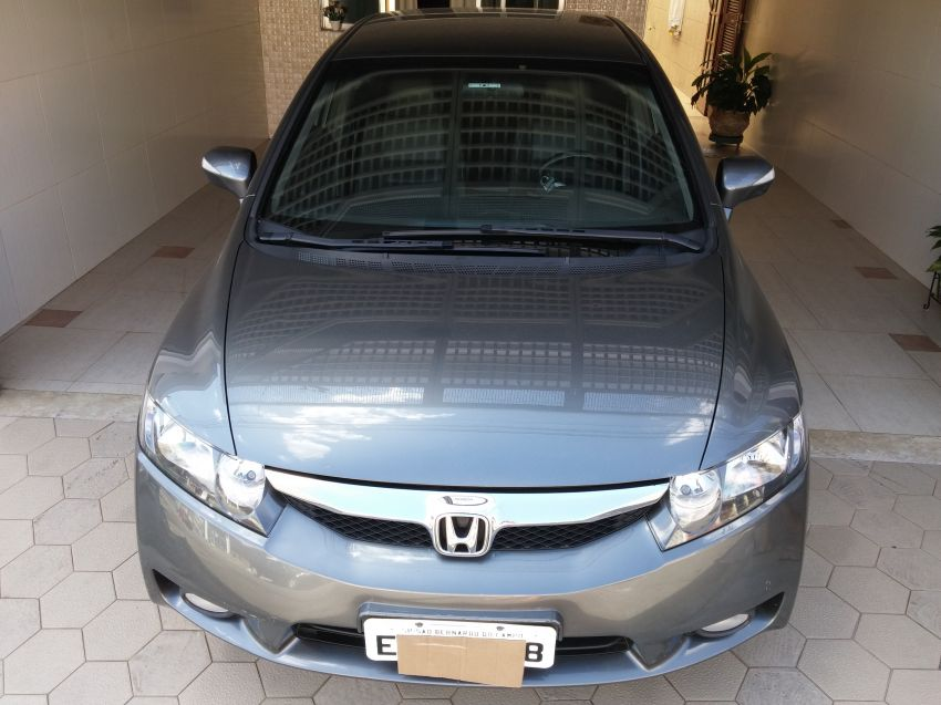 Honda New Civic LXL SE 1.8 i-VTEC (aut) (Flex) - Foto #2