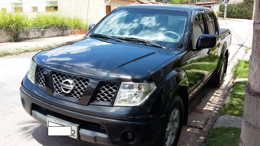 Nissan Frontier XE 4x2 2.5 16V (cab. dupla) - Foto #1