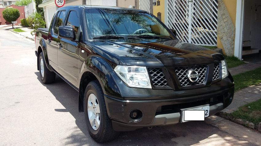 Nissan Frontier XE 4x2 2.5 16V (cab. dupla) - Foto #9