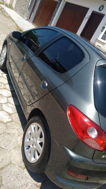 Peugeot 207 Hatch XS 1.6 16V (flex) - Foto #4