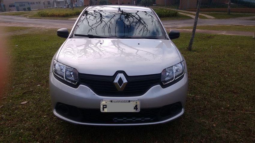 Renault Sandero Authentique 1.0 16V (Flex) - Foto #6