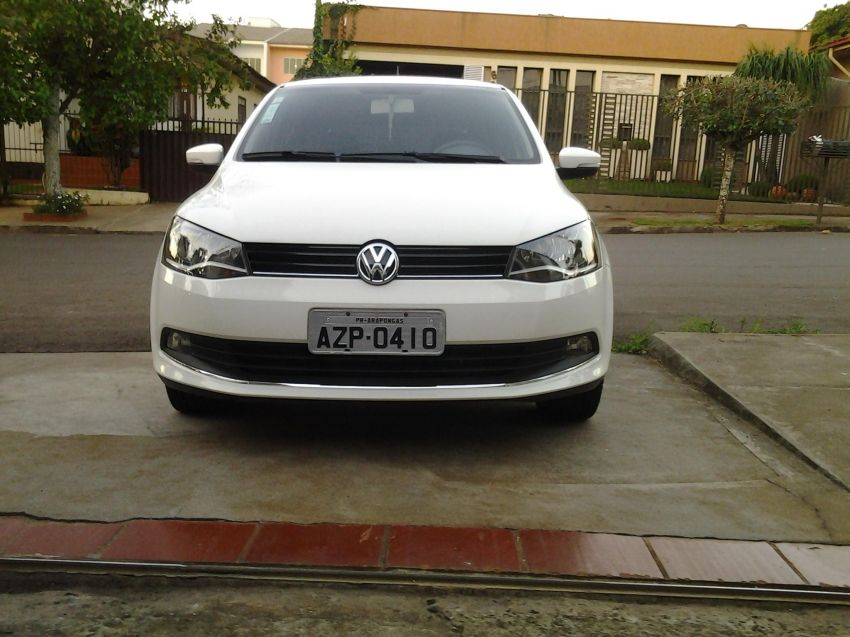 Volkswagen Novo Gol Power 1.6 (Flex) - Foto #1