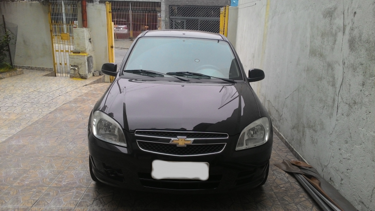 Chevrolet Prisma 1.4 8V LT Econoflex - Foto #1