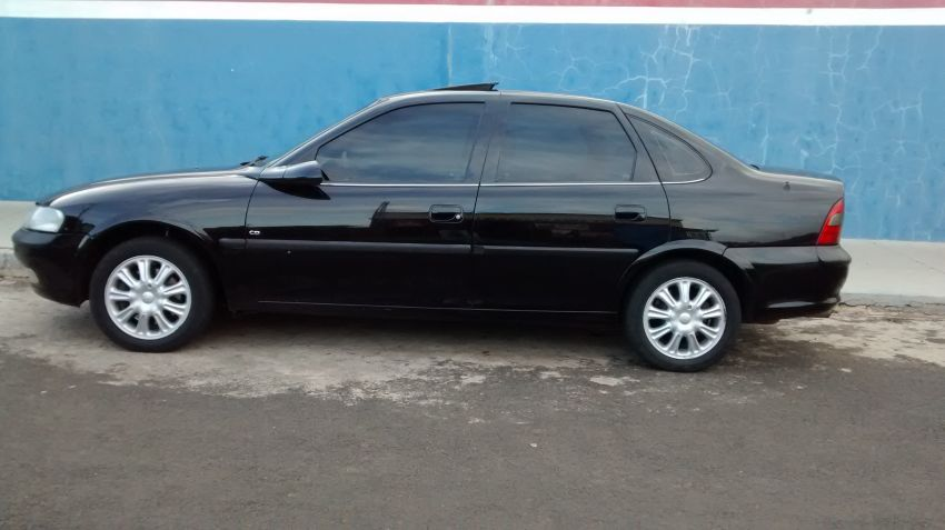 Chevrolet Vectra CD 2.0 SFi 16V - Foto #1