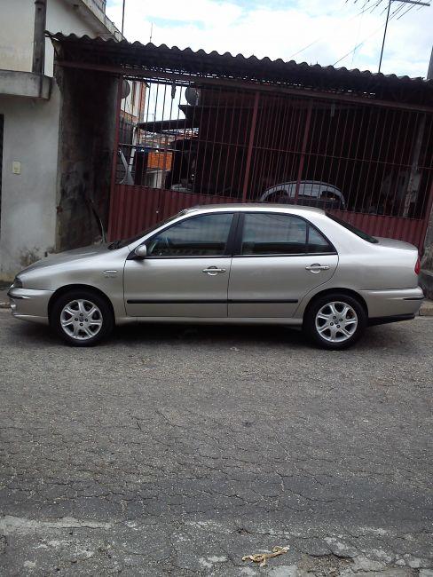Fiat Marea ELX 2.4 20V - Foto #5