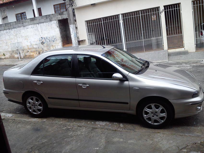 Fiat Marea ELX 2.4 20V - Foto #6