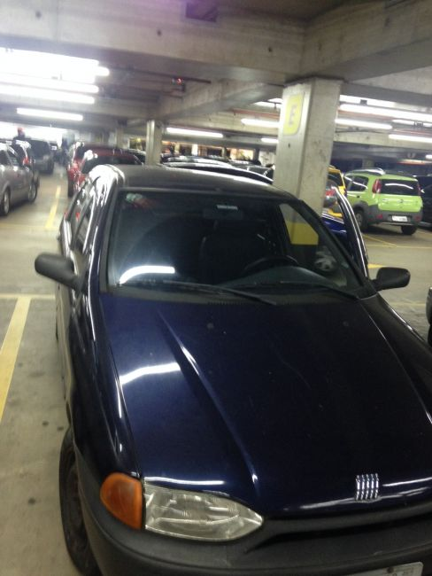 Fiat Palio EDX 1.0 MPi 4p - Foto #1