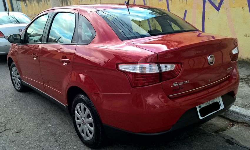 Fiat Siena ATTRACTIVE 1.4 8V (Flex) - Foto #3