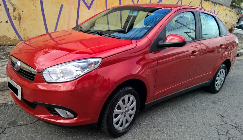 Fiat Siena ATTRACTIVE 1.4 8V (Flex) - Foto #5