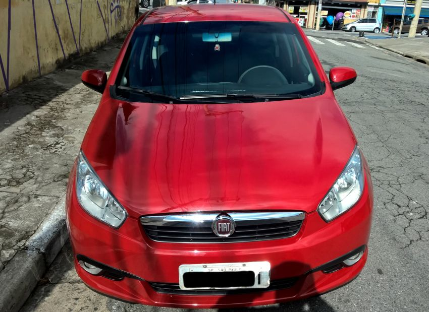 Fiat Siena ATTRACTIVE 1.4 8V (Flex) - Foto #7