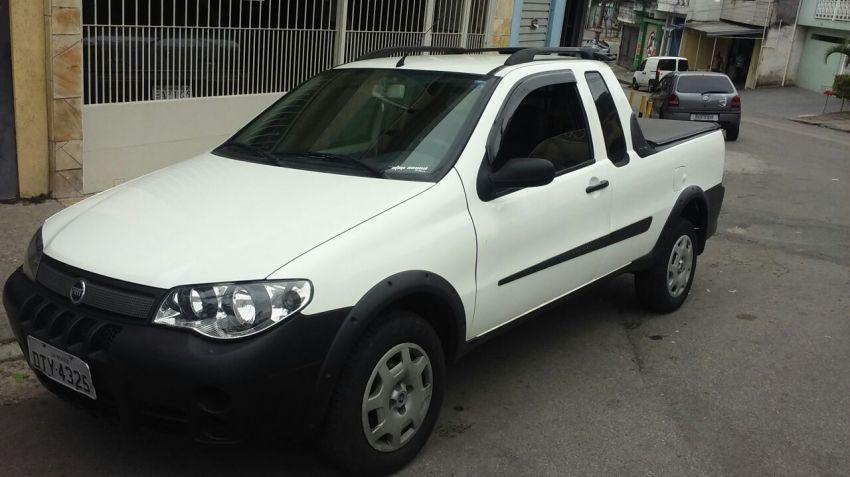 Fiat Strada Fire 1.4 (Flex) (Cab Estendida) - Foto #5