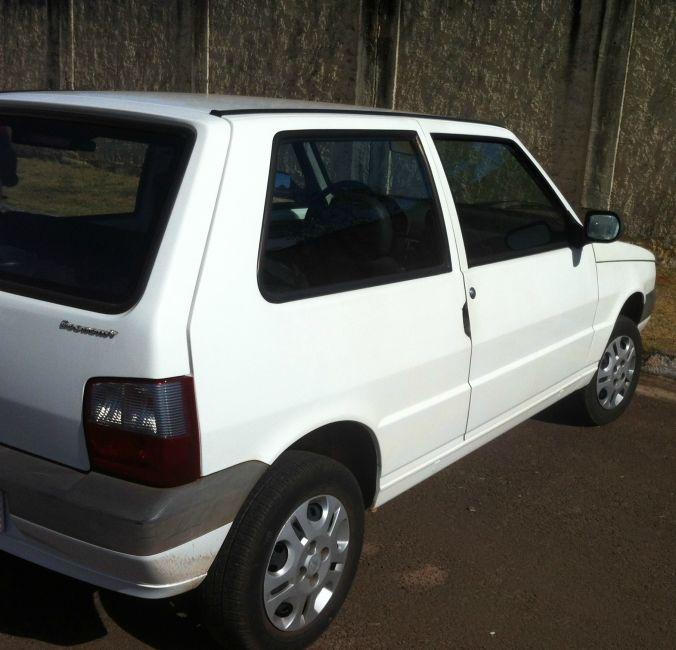 Fiat Uno Economy 1.4 8V (Flex) 2P - Foto #1