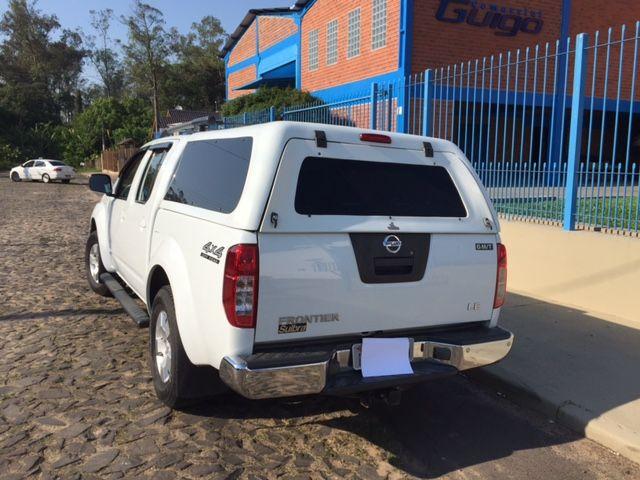 Nissan Pick Up D 22 Frontier 4x4 2.5 (cab.dupla) - Foto #1