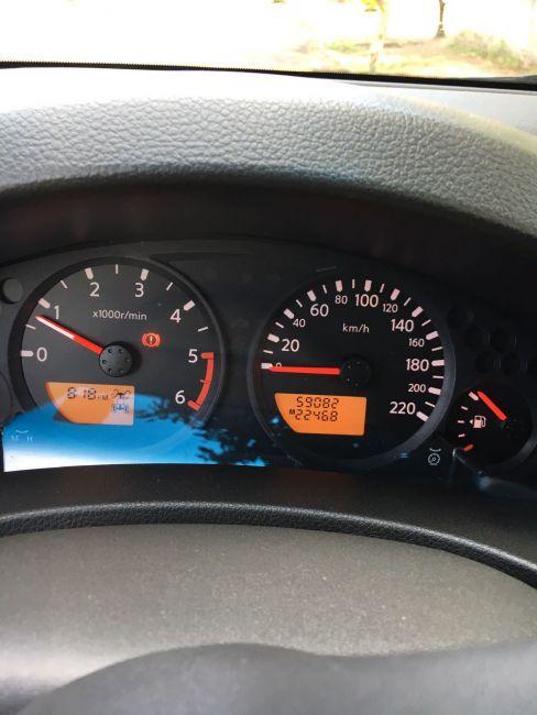 Nissan Pick Up D 22 Frontier 4x4 2.5 (cab.dupla) - Foto #6