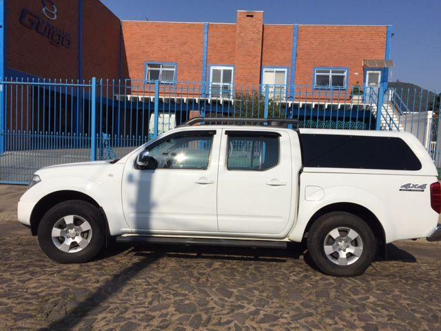 Nissan Pick Up D 22 Frontier 4x4 2.5 (cab.dupla) - Foto #7