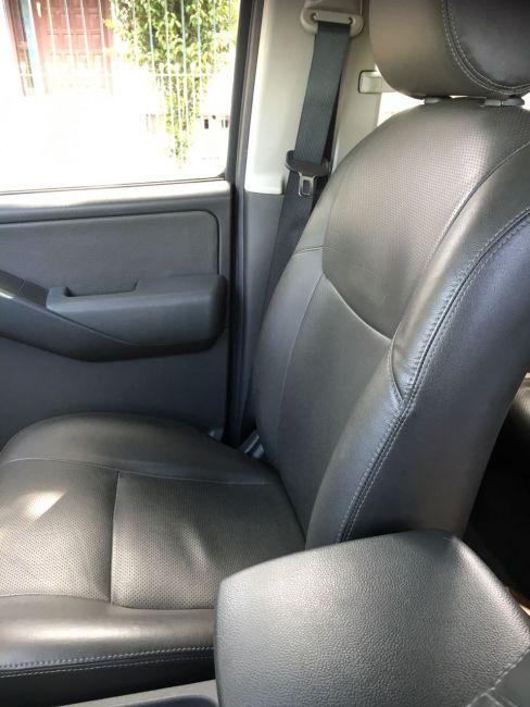 Nissan Pick Up D 22 Frontier 4x4 2.5 (cab.dupla) - Foto #9