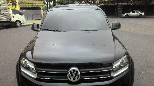 Volkswagen Amarok 2.0 TDi CD 4x4 Trendline (Aut) - Foto #2