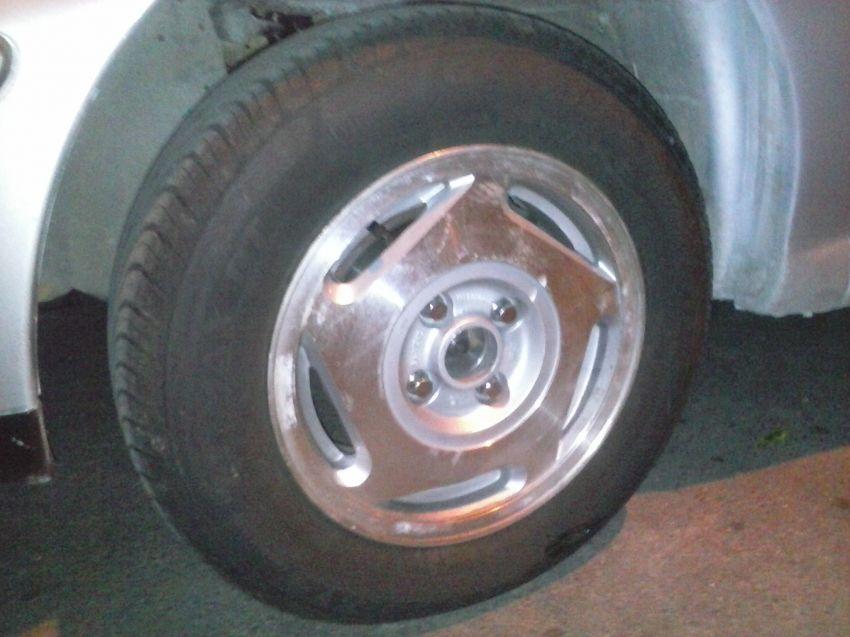 Volkswagen Gol 1.8 MI (G3) - Foto #6